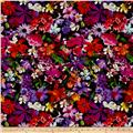 Mystic Meadow Digital Print Floral Paradise