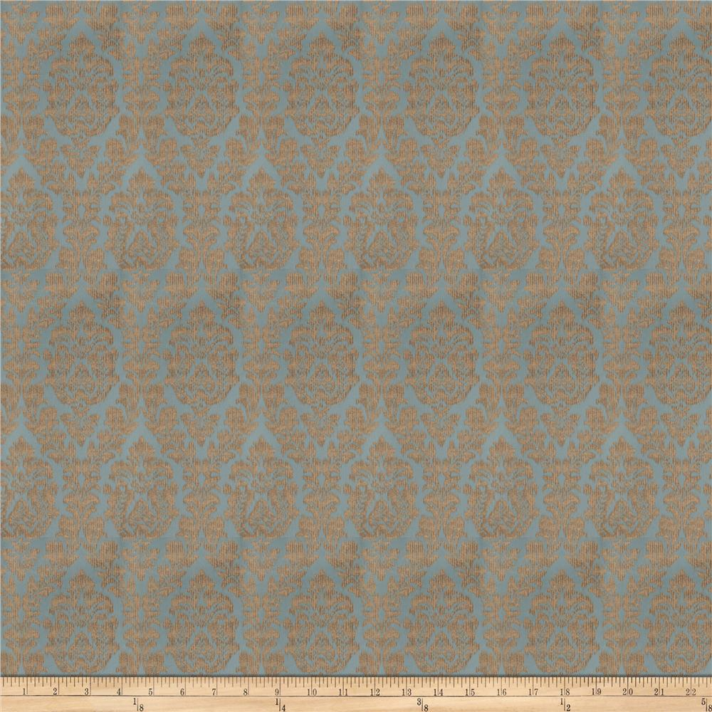 Fabricut gombessa satin jacquard tapestry discount for Jacquard fabric