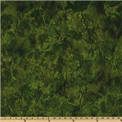 Lakeside Retreat Flannel Rough Texture Pine