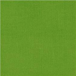 Designer Essential 21 Wale Corduroy Green Fabric