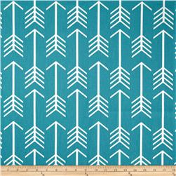 Premier Prints Arrow Macon Apache Blue Fabric