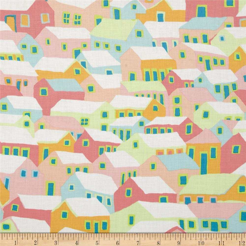 Kaffe Fassett Spring 2014 Collective Marble Shanty Town