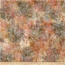 Timeless Treasures Tonga Batik Citrus Bamboo Penny