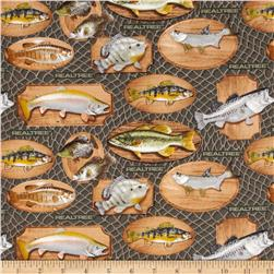 Realtree Packed Fish Multi