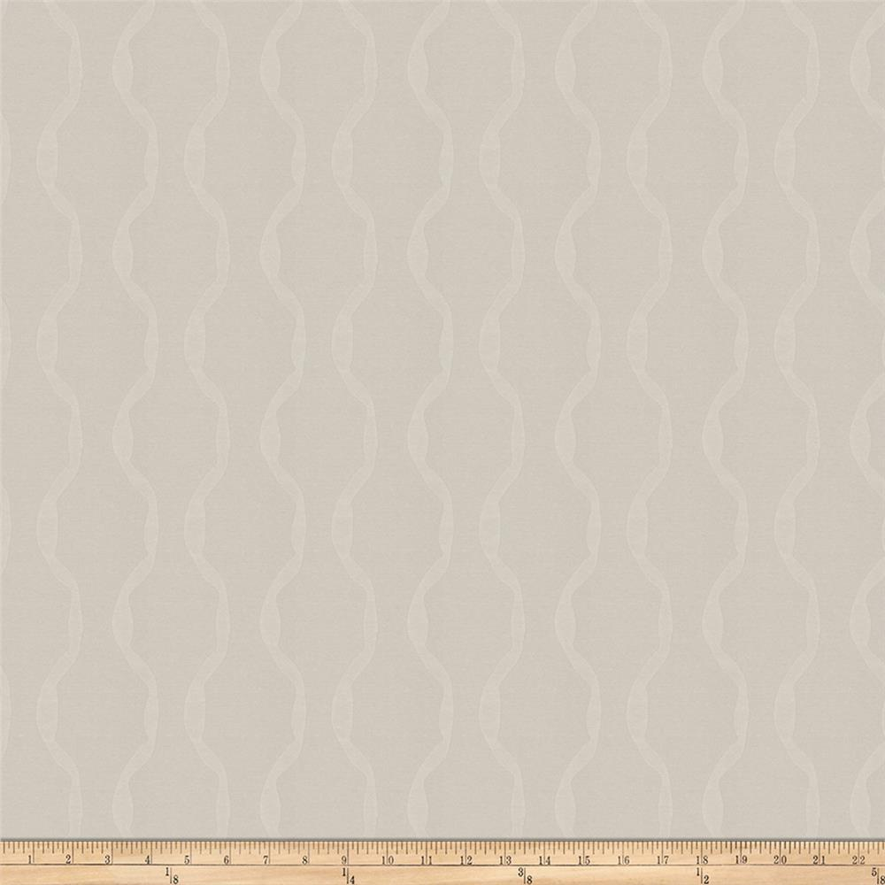 Fabricut Esteemed Jacquard Off White