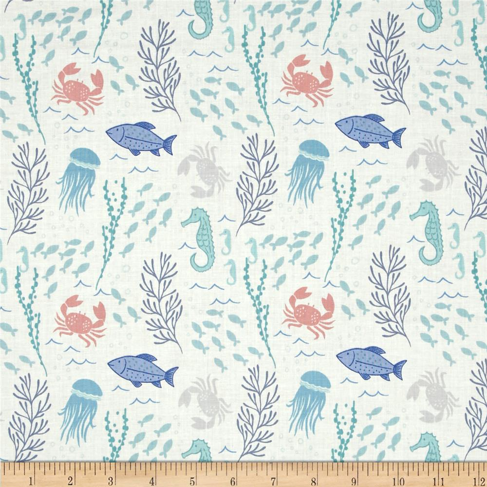 Lewis and Irene Coastal Coastal Creatures Beige