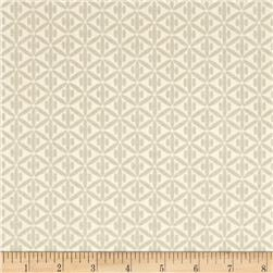Riley Blake Botanique Criss-Cross Cream