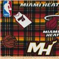 NBA Fleece Miami Heat Red