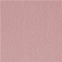 Winterfleece Micro Chamois Light Pink Fabric