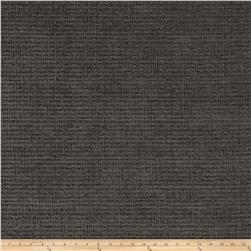 Fabricut Remington Chenille Basketweave Charcoal