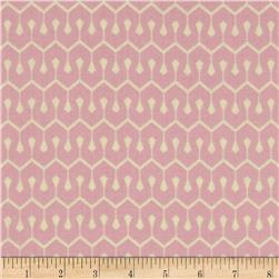Heather Bailey True Colors New Wave Pink Fabric