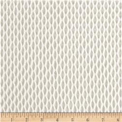 Stretch Mesh Fishnet White