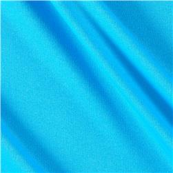 Activewear Spandex Knit Baby Blue