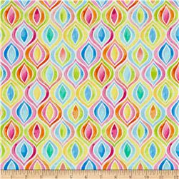 Michael Miller Frolic Mini Bargello Spring