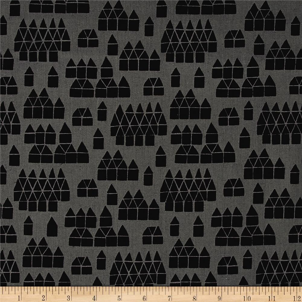 Maker Maker Linen Blend Village Grey