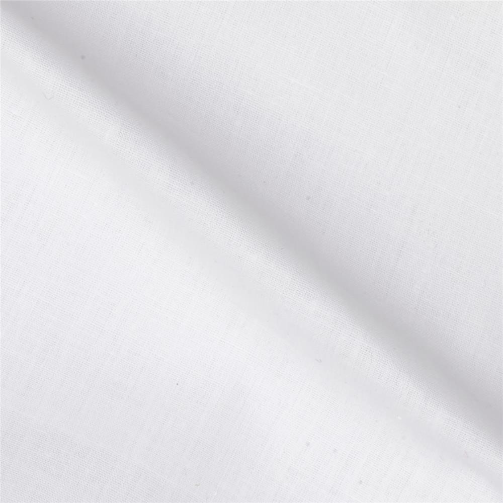 "60"" Polyester Cotton Sheeting White"