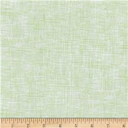 Harmony Flannel Plaid Soft Green