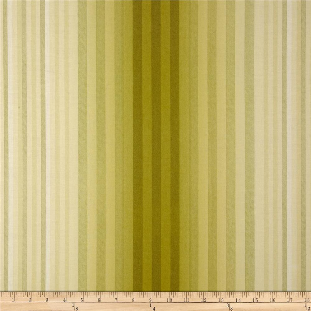 Moda Lulu Watercolor Stripe Palm