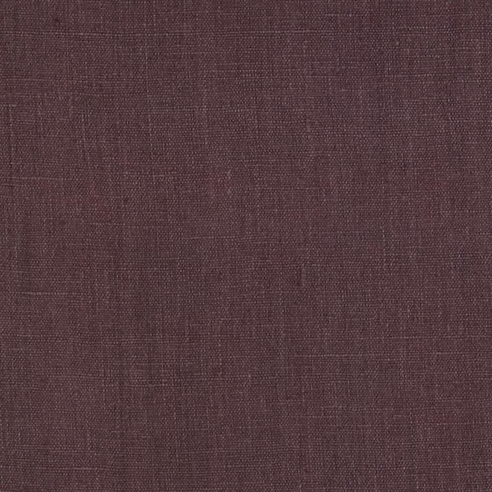 European 100% Washed Linen Plum