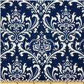 Premier Prints Indoor/Outdoor Ozborne Deep Blue