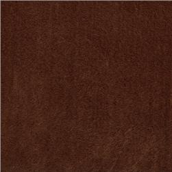 Minky Cuddle Double-Sided Brown