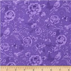 Zoey Meadow Lark Royal Purple