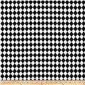 Premier Prints Small Classic Diamond Black/White