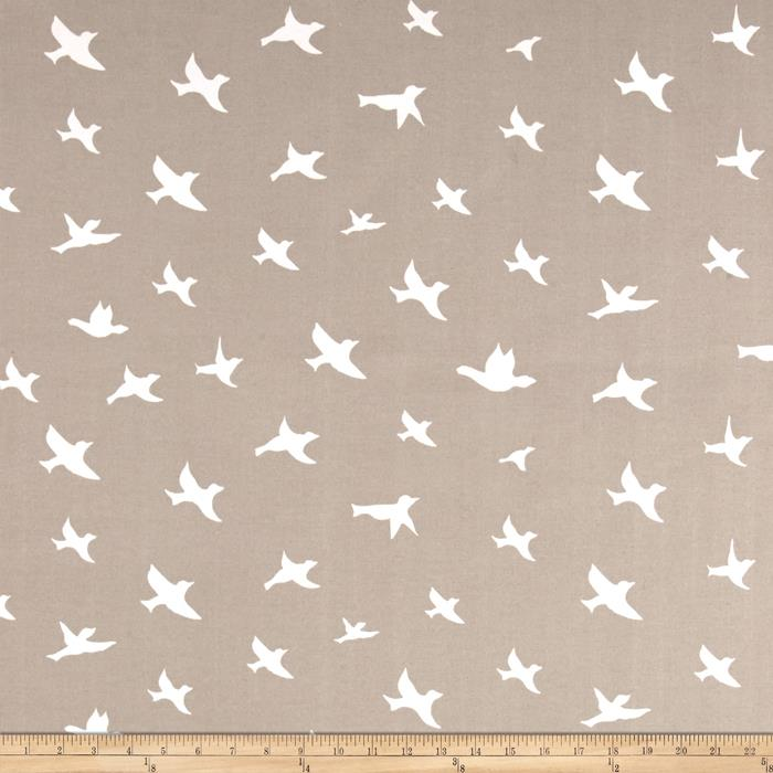 Premier Prints Indoor/Outdoor Bird Silhouette Beachwood
