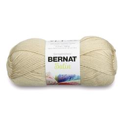 Bernat Satin Yarn Linen