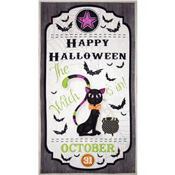 Every Witch Way Door Banner Multi