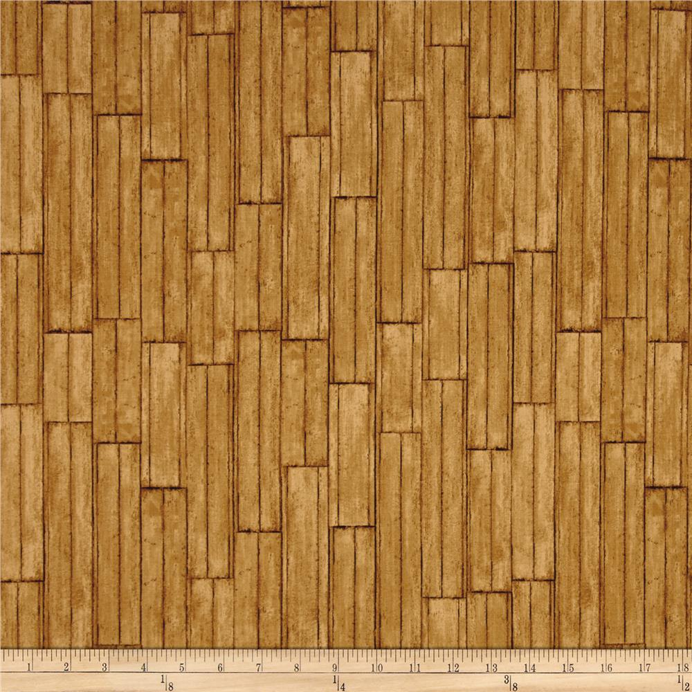 Lakeside Retreat Wood Texture Brown
