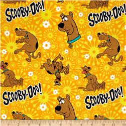Scooby Doo Scooby Orange