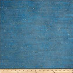 EverSewn Cork Fabric 1 Yard Light Blue
