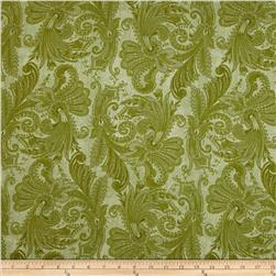 108'' Wide Essentials Quilt Backing Marrakesh Light Green