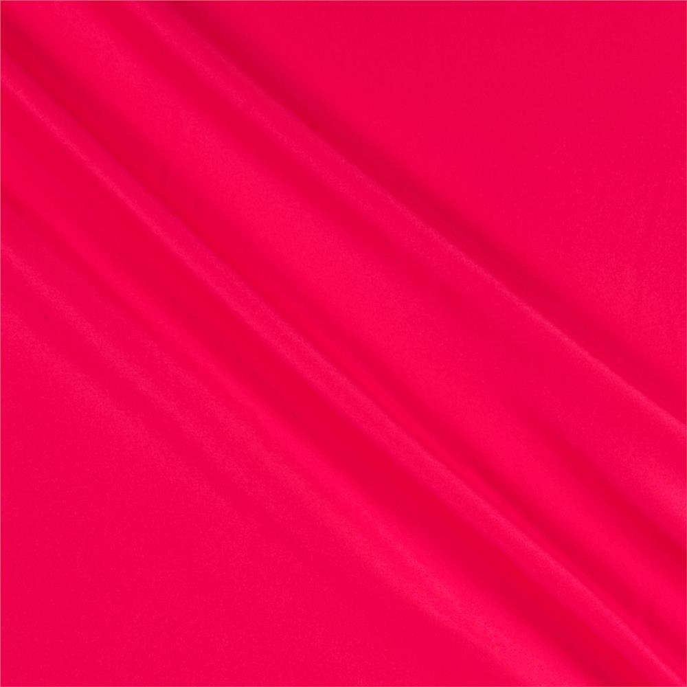 Hot Pink And Black Bedroom Punk Girly: Micro Fiber DWR Poplin Hot Pink