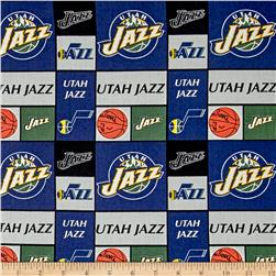 NBA Utah Jazz Patchwork
