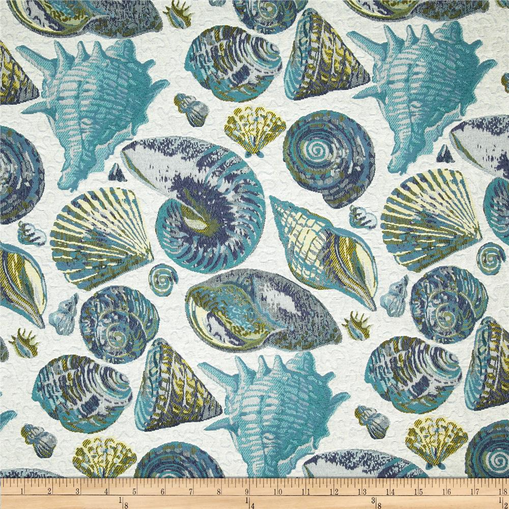 Golding sanibel nautical ocean discount designer fabric for Modern fabrics textiles
