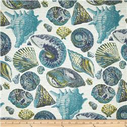 Golding Sanibel Nautical Upholstery Jacquard Ocean
