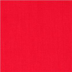 Cotton Supreme Solids Chili Pepper