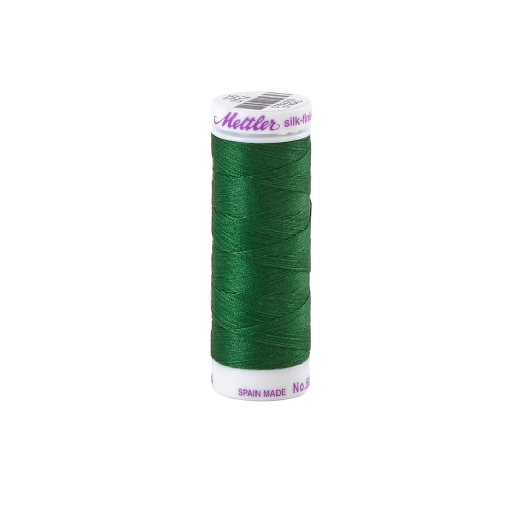 Mettler Cotton All Purpose Thread Deep Green