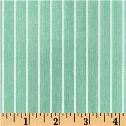 Windham Modern Country Fine Line Stripe  Mint