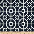 Terrasol Indoor/Outdoor Geo Navy