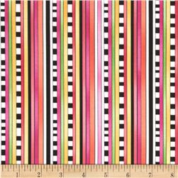 Hip Happier Stripe Pink