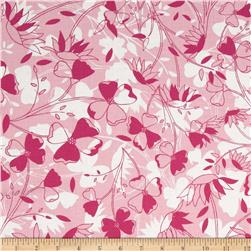 Jenean Morrison True Colors Flower Rose Fabric