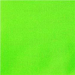 Nylon Pack Cloth Neon Green