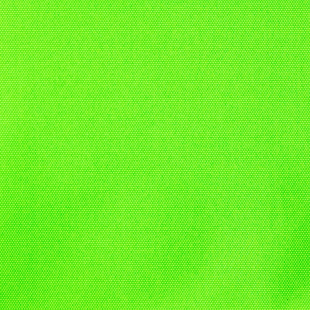 Nylon Pack Cloth Neon Green Fabric by Carr in USA