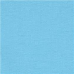 Designer Essentials Solid Broadcloth Sky
