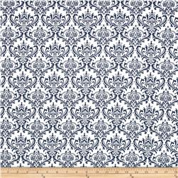 Premier Prints Madison Blue Fabric