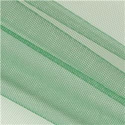 54'' Wide Nylon Tulle Hunter Fabric