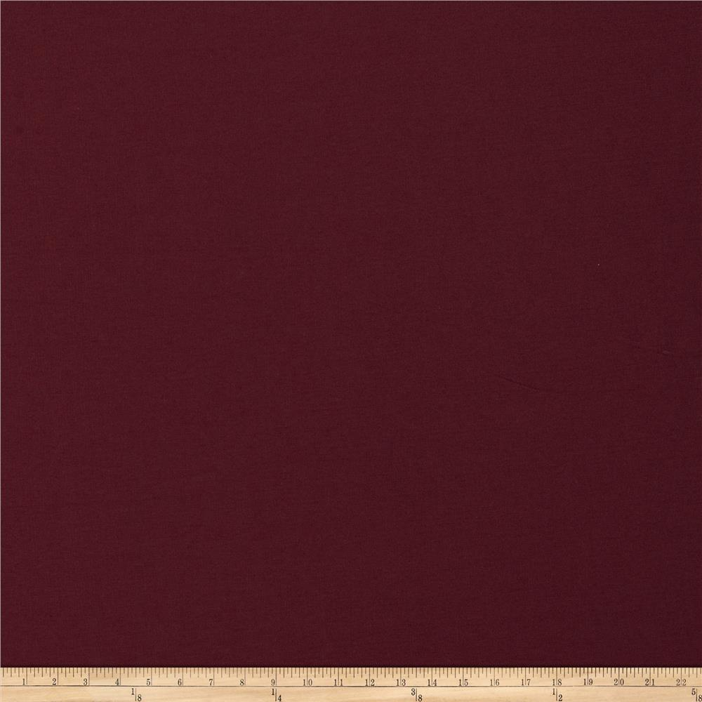 Trend 03375 Faux Silk Bordeaux